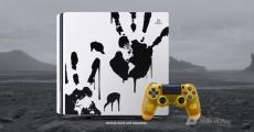 A gagner : 1 console de jeux PS4 édition Death Stranding