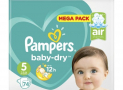 Réduction Couches Baby Dry Pampers chez Carrefour