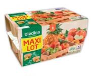 Réduction Coupelles de fruits Blédina chez Leclerc