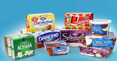100€ de réductions sur tous les produits Danone