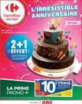 Catalogue Carrefour Market – L'irrésistible Anniversaire 3
