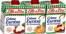 Crème Elle & Vire -0,30€ DE RÉDUCTION