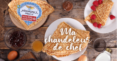 En jeu : 1 an de crêpes Paysan Breton, 1 repas pour 10 personnes de 529€ et 8 sacs cabas