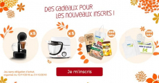 A remporter : 5 robots Moulinex, 5 cafetières Dolce Gusto et+