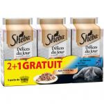 Sachets Sheba – 0.40€ DE RÉDUCTION