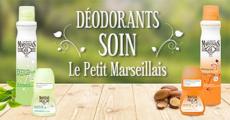Déodorants soin Le Petit Marseillais offerts ! 0 (0)