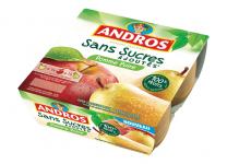 Dessert Andros – 0.60€ DE RÉDUCTION