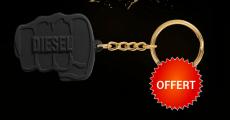 Porte-clé Diesel offert sur simple visite