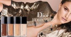 Échantillon gratuit du fond de teint Dior Forever