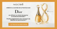 Miroir de poche offert par Dior sur simple visite