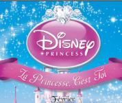 Un calendrier de princesses Disney à imprimer!