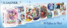 Gagnez 10 lots de 9 coffrets DVD Disney !