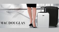 20 valises Mac Douglas de 332€ offertes !