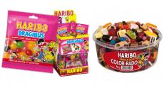 700g de bonbons Haribo offerts