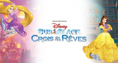 A remporter : 17 places pour le spectacle Disney sur glace