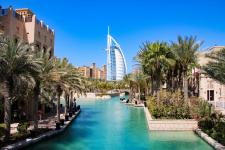 Gagnez un voyage d'une semaine pour 2 personnes à Dubaï