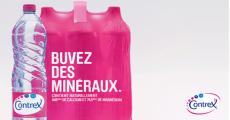 A tester  : eau minérale naturelle Contrex