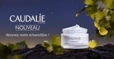 Échantillons gratuits de la crème Vinoperfect de Caudalie