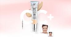 Échantillons gratuits de la CC+ Cream It Cosmetics