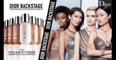 Échantillons gratuits Dior Backstage à récupérer chez Sephora