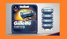 Commandez votre échantillon gratuit des Lames Gillette Proglide