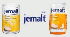 Echantillons gratuits des boissons énergisantes Jemalt