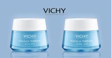 10 000 échantillons de la crème Aqualia Thermal de Vichy offerts 3.9 (14)