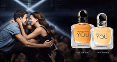 """Échantillons gratuits des parfums """"Because it's you"""" et """"Stronger with you"""" d'Emporio Armani 0 (0)"""