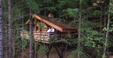 Offert : séjour dans une cabane Mont Blanc de 3000€
