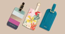 Étiquette de bagage Dior à récupérer gratuitement en boutique