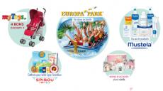 1 week-end Europa-Park, des produits Mustela et des bons d'achats à gagner ! 0 (0)