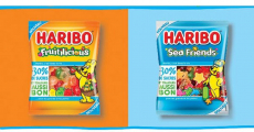 2000 packs de friandises Haribo allégées en sucre !