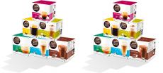 5430 boîtes de capsules Nescafé Dolce Gusto à gagner 0 (0)
