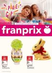Catalogue Franprix – A pâques on est cap