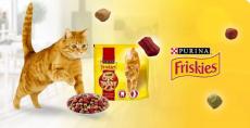 26 000 échantillons gratuits de Friskies pour chat