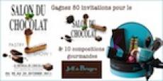 A gagner 10 compositions gourmandes Jeff de Bruges & 80 invitations au salon du chocolat