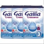 Bon de réduction Carrefour sur Gallia Calisma croissance