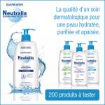 Testez un gel douche Neutralia de Garnier !
