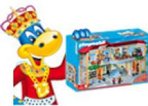 Des boîtes de Playmobil à gagner avec Gervais