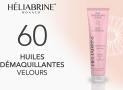 A tester : 60 huiles démaquillantes Héliabrine