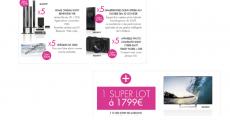 En jeu : 1 TV LED Sony 4K UHD d'une valeur de 1799 euros