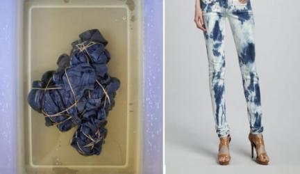 Faire un jeans tie and dye à la maison ! 0 (0)