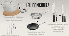 Tentez de gagner un lot de matériels de cuisine Zwilling de 900€