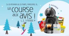 5 cafetières et 200 paniers Nestlé offerts !