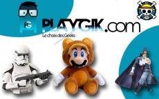 Gagnez un bon d'achat de 20€ avec PlayGik.com !