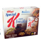 Testez les Special K mini breaks!