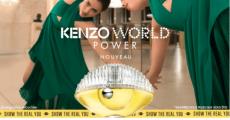Échantillon gratuit du parfum Kenzo World Power à recevoir par la poste