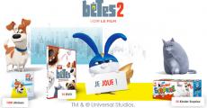 En jeu : 50 boîtes Kinder Surprise, 1000 stickers Comme des Bêtes 2 et+