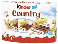 Réductions Kinder Country chez Lidl