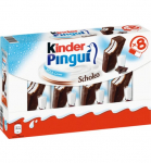 Réduction Pingui Kinder chez Carrefour Market